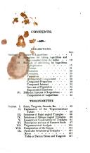 جدول المحتويات